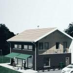 Conventioneel huis