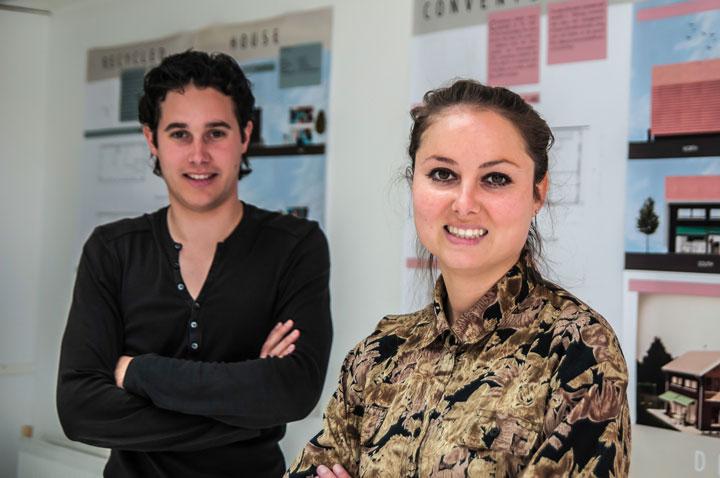 Maykel en Stephanie